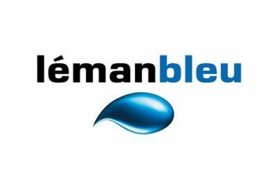 Fédéraction sur écran avec Léman Bleu